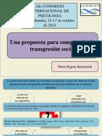 Una Propuesta Para Comprender La Transgresión Social