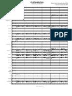 Chicamocha Score