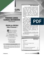 PG Penjasorkes Xa (Perangkat)