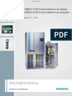 Catalogo Siemens Sinamics G-150