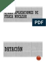 Deacaimiento Radioactivo