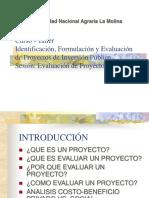 Criterios de Proyectos