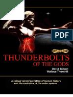 Talbott - Thunderbolts of the Gods