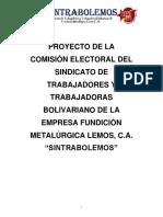 Comision Electoral