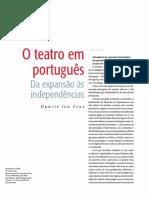 Rev19_art2_o Teatro Em Portugues