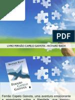 Apresentacao Powerpoint Fernao Capelo Gaivota 8 Ano