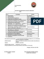 Convocatoria Nombramiento Docente 2018 Cataux