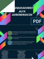 Alfa Adrenergicos