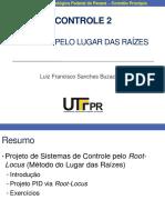 Aula 5 PID Root Locus