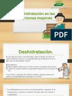 Deshidratación en las personas mayores.pptx