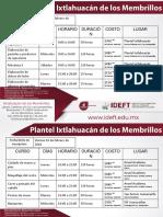 02 Febrero 2018 Plantel Ixtlahuacán
