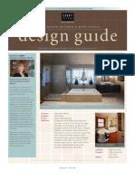 Drury Design Fall 2010 Design Guide