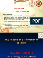 2. Ilham ACS - Focus on STEMI- SCU 09 2016 -Ilham