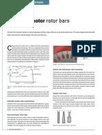 Induction Motor Rotor Bars