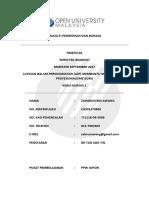 Directed Reading Assg 1LATIHAN DALAM PERKHIDMATAN (LDP) MEMBANTU MENINGKATKAN PROFESIONALISME GURU