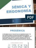 Prosémica y Ergonomía
