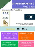 BAB9. PERHITUNGAN Tebal Sn.pptx