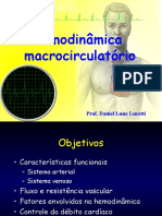 hemodinamica - macrocirculação