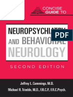 Neuropsychiatry and Behavioral Neurology 2ed Edition