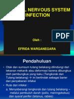 1. Infeksi pada SSP - Meningitis, Polio, Tetanus, Abses otak, Rabies.ppt