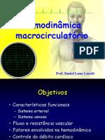 hemodinamica - macrocirculação.ppt