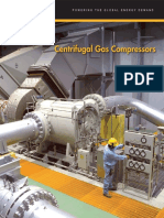 Centrifugal Gas Compressors