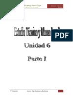 Unidad 6 Estudio Tecnico Parte I