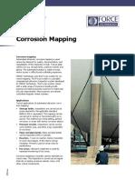 Ultrasonic Corrosion Mapping