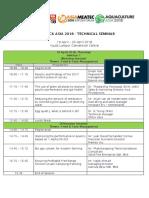 Lsa2018 Technical Seminar.2