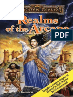 Realms of the Arcane - Brian M. Thomsen