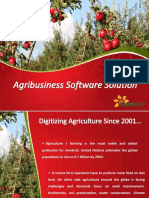 Agribusiness Software Solution-FarmERP