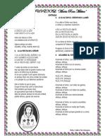 Cantoral Tiempo Ordinario. Nelsy