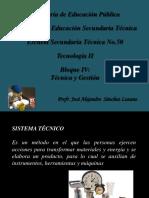 Informatica 2 Bloque 4 Planeación en Los Sistemas Técnicos