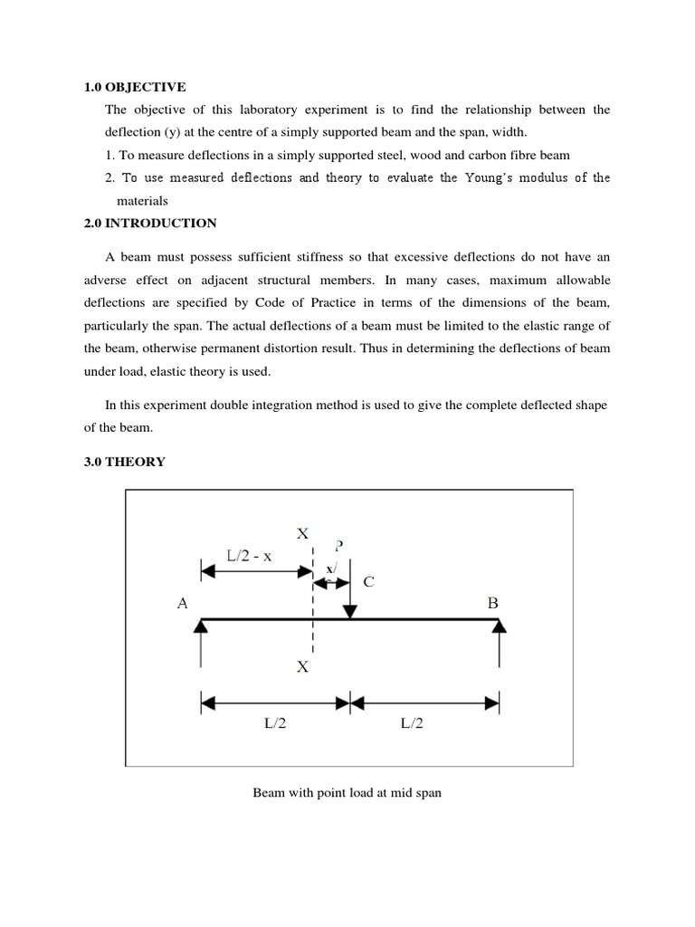 88 2 Span Beam The Cross Section Detailing Portion Of Report Padastructure 5 Shear Bending Moment And For Equal Continuous Simply Supported