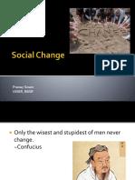 Social Change Pranay C2
