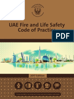 Uae Fire and Life Safety Code of Practice_august 2017 | United Arab