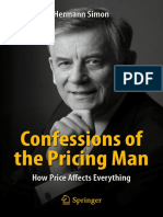 Hermann Simon (Auth.)-Confessions of the Pricing Man_ How Price Affects Everything-Copernicus (2015)