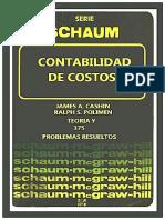 Contabilidad de Costos - Schaum Total