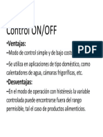 Control on Offff