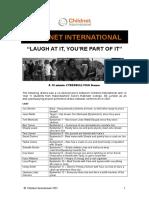 Laugh at It You'Re Part of It - Script