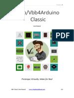 User Manual VBB Classic