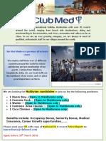 clubmed job posting ge 20032018