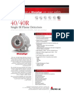 40-40 R Flame Detector