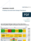 Building Successful Business Growth