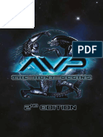 AVP AvP Second Edition Manual