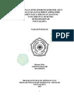 Aminur Itrasari Naskah Publikasi