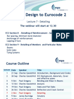 Lecture-7-Practical Design to Eurocode 2