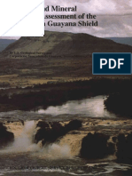 Geology and Mineral Resources Assesment of Venezuela Guayana Shield