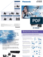 Panasonic KX-NS300 Brochure