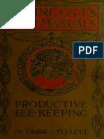 Productive Bee Keeping